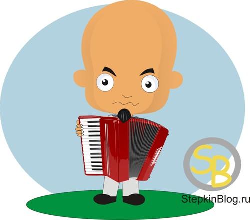 Сворачивание (аккордеон). Основы bootstrap 3 для начинающих. Урок №22